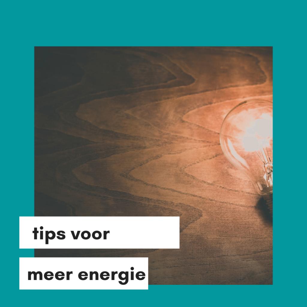 meer energie